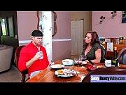 Busty Horny Housewife (Diamond Foxxx02) Enjoy Hard Style Sex Action movie-16