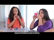 daughterswap - horny latina teens having.