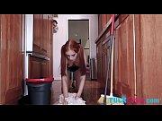 Maya Kendrick In Redhead Babe Vacuums The Cock