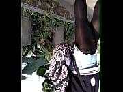 ricas piernas de jovencita en panties negras parte 1