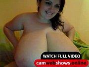 brunette bbw with amazing boobs -.