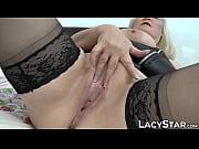 Big titty GILF takes hard cock deep down her lush mouth's Thumb