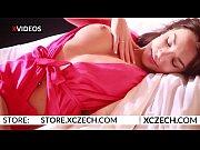 Nici Dee Amazing czech girl showing pussy in romantic video XCZECH.com