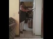Visitando a la Tia Madura