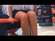 Cute Amateur Flash In Public Shoestore