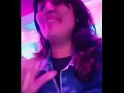 Swathi naidu enjoying in pub part-2