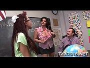 Latina shemale homosexuell knulla min våta kuk