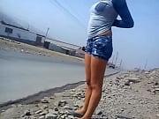 ricas piernas en el desierto