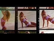 Lily Aldridge Elsa Hosk in The Victoria'_s Secret Swim Special 2015-2016