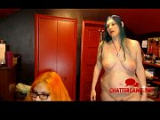 Orange and Blue Haired BBW Lesbians - Chattercams.net