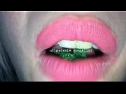 mouth fetish - misha gummy video.
