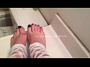 Foot Fetish - Bella Feet Video 5 Thumbnail