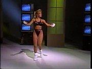 hottest 80s workout ever pis mig i munden