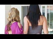 Two lesbian girls like it hard