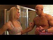 Small tits TS Gianna Rivera anal rammed