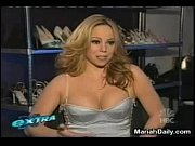Mariah Carey'_s photo shoot for Allure
