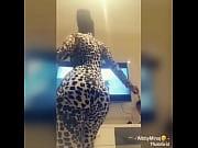 GHANA MODEL VIBRATING HER ASS LIKE AN EARTHQUAKE's Thumb