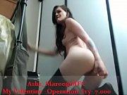 webcam slut fucks with glass dildo - more.