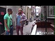 Slutty stud explores amsterdam