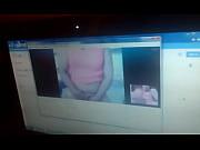 madurita mostrandome el culo por webcam
