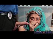 Petite girl big dick Hijab-Wearing Arab Teen Harassed For Stealing