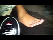 Ebony-feet-worship