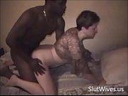 mature slutwife interracial fuck and facial