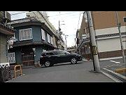 Pink Light District in Osaka Japan