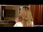 секс со шлангом видео