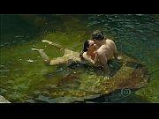 paolla oliveira nadando pelada em felizes.