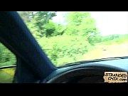 horny hitchhiker gets fucked hard hanna.