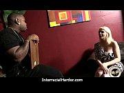 Girl gets punished by a huge black cock 29