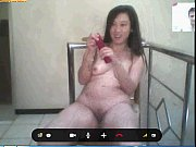 Indonesian woman fucking on skype.AVI