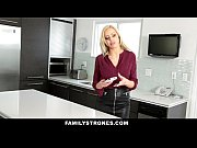 familystrokes - milf fucks step-son for.