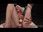 double penetration machine fucking