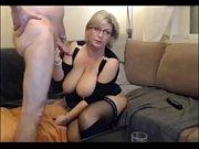 thumb German Blond  Milf In Stockings   8min