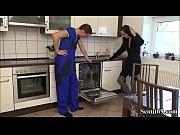 Deutsches Teeny Stella fickt Handwerker wegen der Rechnung 18yo German Teen Stella Fuck the Worker to Pay the invoice