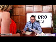 horny office babe jada stevens gets.