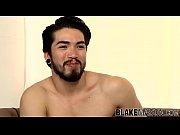 Latino twink Alexis Belfort jacks off his pecker solo