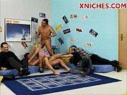 naughty blond orgy