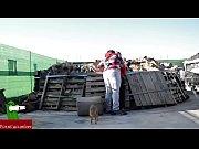 русская группавуха в деревне
