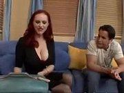 Redhead Milf Ms Berlin Seduces Younger Man O05