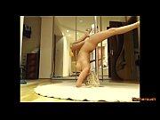 homenaje a bailarina amateur