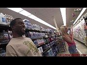 thumb Young Jessic a Woods Lands A Big Black Dick