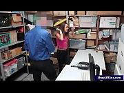 Esperanza Del Horno fucked by LP officer