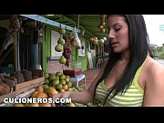 CULIONEROS - Colombian Babe With Big Tits and Big Ass (Juliana) Getting Fucked