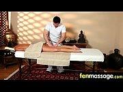 Cute teen babe fantasy fucking on massage table 14