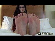 i love teasing a real foot freak like you