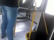 Gostosa no bus&atilde_o 2
