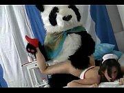 panda fuck skinny girl